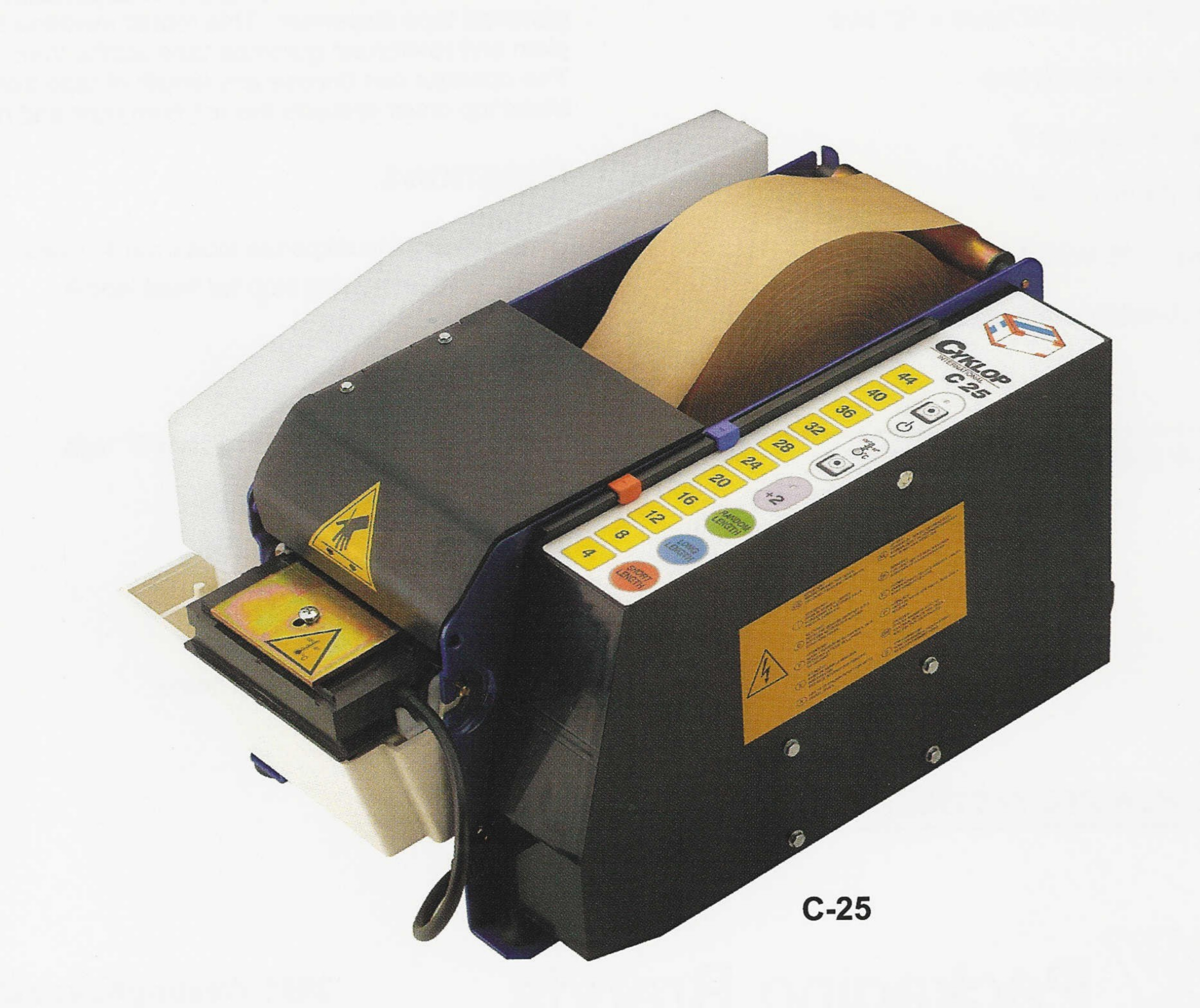 C-25 Electronic Tape Dispenser