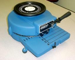 stencil punch machine
